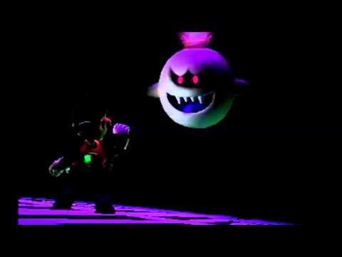 King Boo S Illusion Phase 1 Luigi S Mansion Dark Moon Music Extended