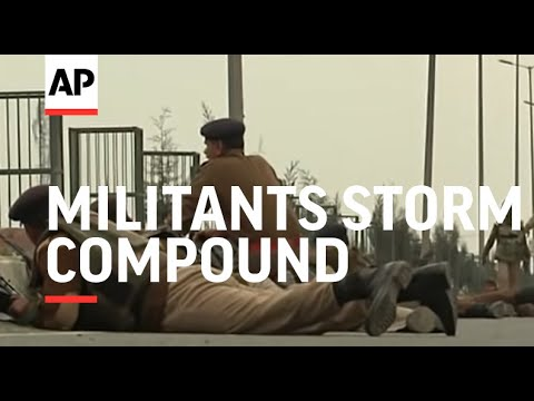Militants storm compound leaving 5 soldiers and 2 militants dead in Indian Kashmir Mp3