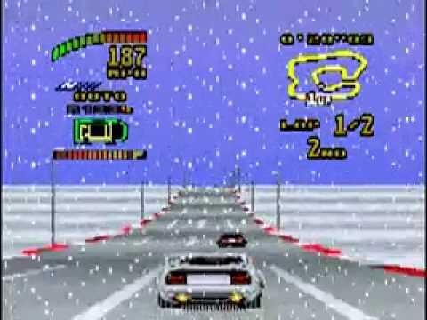 TAS Top Gear 2 SNES in 11:50 by Dooty