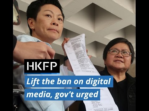 Even mainland China recognises digital media, says journalism watchdog
