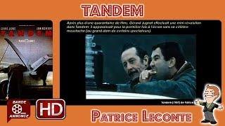 Tandem de Patrice Leconte (1987) #MrCinéma 33