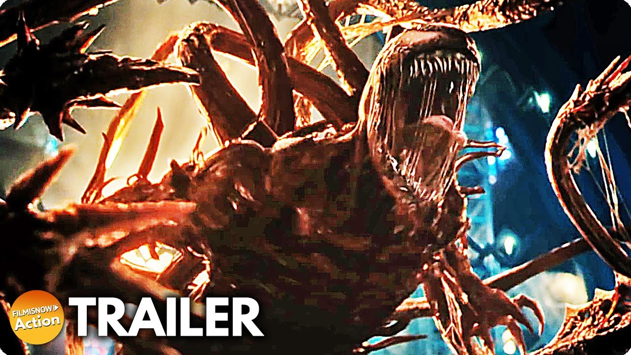 VENOM: LET THERE BE CARNAGE (2021) Trailer | Tom Hardy