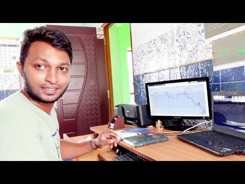 Live Trading In Tamil | Village Trader | Day 2  Risking Rs500 To Make Rs10000