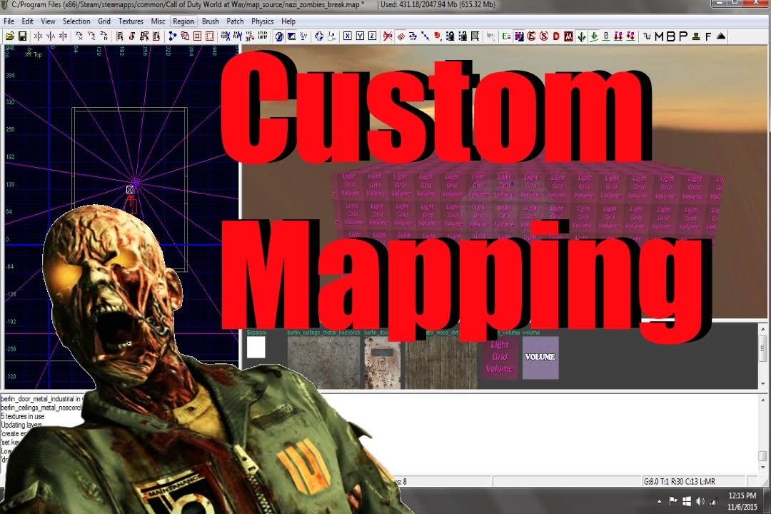 Custom zombies map making series how to put text on screen custom zombies map making series how to put text on screen gumiabroncs Images