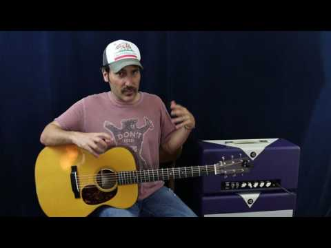 How To Play - Vice by Miranda Lambert - Guitar Lesson - EASY