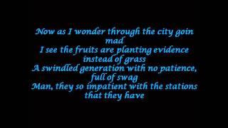 Lupe Fiasco- Strange Fruition ft. Casey Benjamin