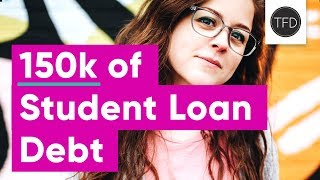 How I'm Paying Off Six Figures Of Student Debt | The Financial Diet