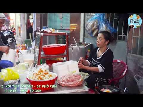 LƯU LẠI 20 QUÁN NGON ĐƯỜNG PHỐ HẢI PHÒNG - Món Ngon Hải Phòng