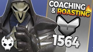 Overwatch Coaching and Roasting - Reaper - Silver 1564