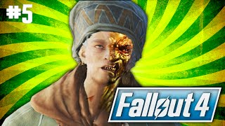 fallout 4 hilarious playthrough 5 get off my roof npc n drug fo4 modded gameplay funny moments