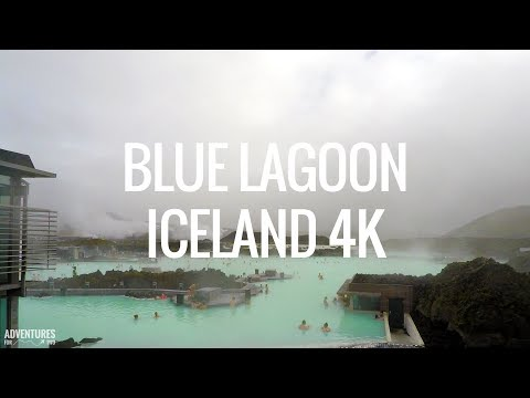 Blue Lagoon Iceland 4K (Ultra HD)