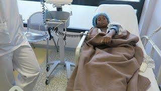 VLOG : HOSPITALISATION DE HARDIDSON #SAKINAFAMILY
