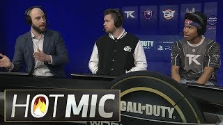 MLG Hot Mic with Crimsix, Kenny, Rated & TJ HaLy | CWL Pro League | Division A | Stage 1