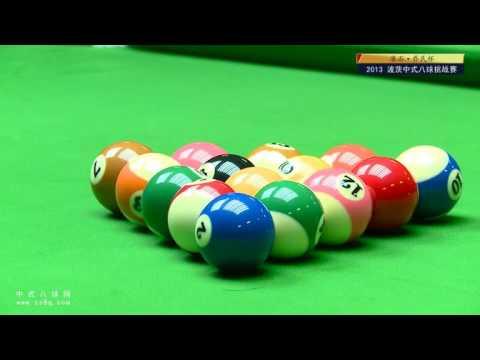 Gareth Potts VS Liu Yang - Part 1