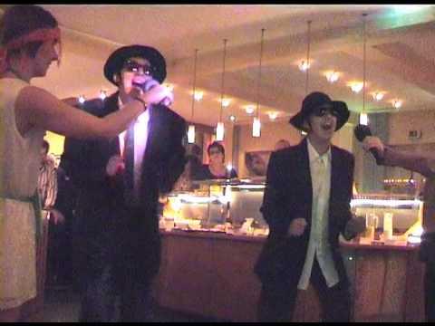 Shakin Tailfeather Karaoke Blues Brothers