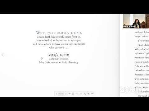 Shabbat Morning Services 02.13.2021