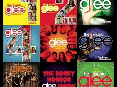 Fat Bottomed Girls- Glee.