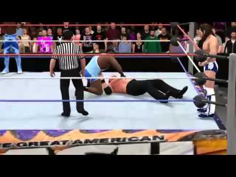 WWE 2K16 - Tag Team Tournament