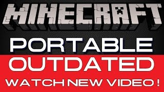 Minecraft 1.0.0a-1.8F | Portable | No JAVA Required | 32-Bit & 64-Bit | Premium And Cracked Free!