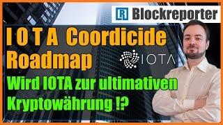 IOTA Coordicide Roadmap 2019   Blockreporter deutsch kryptowährung