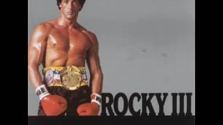 Rocky 3 Soundtrack - Eye of the Tiger