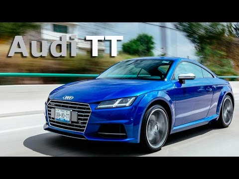 Audi TT 2016 - el biplaza alemán que roba miradas | Autocosmos