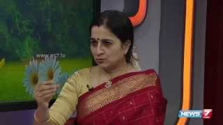 Singer Lakshmi Rangarajan speaks about Carnatic music 2/2 | Varaverpparai | News7 Tamil