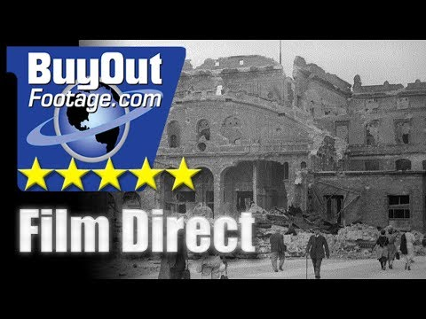 Berlin Germany 1945 - Post War Clean-Up