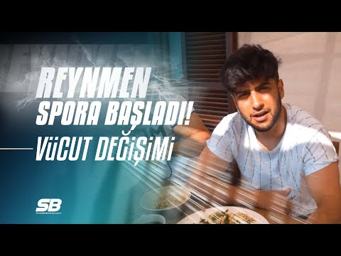 Reynmen Spora Başladı! Vücut değişimini yapıyoruz! BÜYÜK SÜRPRİZ!