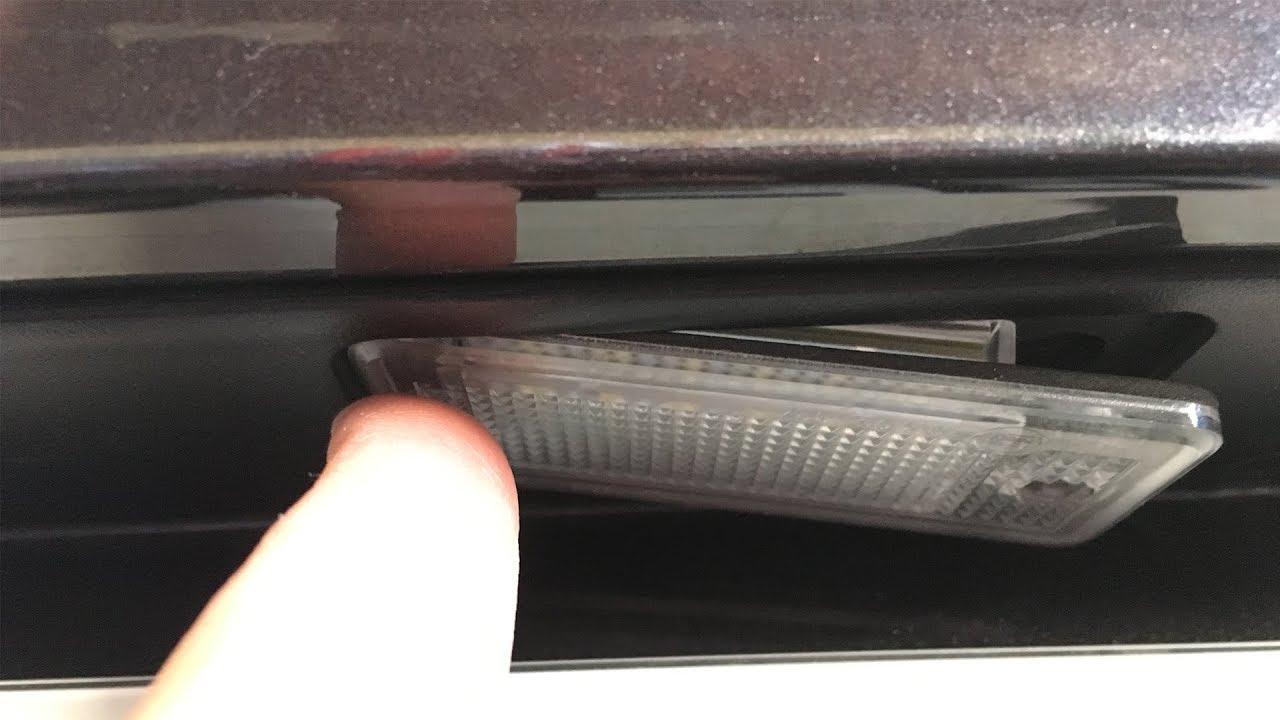 remplacer l 39 clairage des plaques min ralogiques par des leds sur audi a3 8p sportback facelift. Black Bedroom Furniture Sets. Home Design Ideas