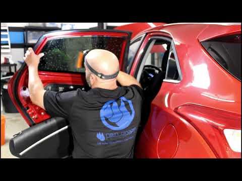 Hyundai Elantra GT Window Tint , Detailing & 6 Month Ceramic Coating