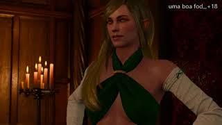 The Witcher 3: Wild Hunt #4 uma boa fod,,,+18 e o set ursideo obras prima.
