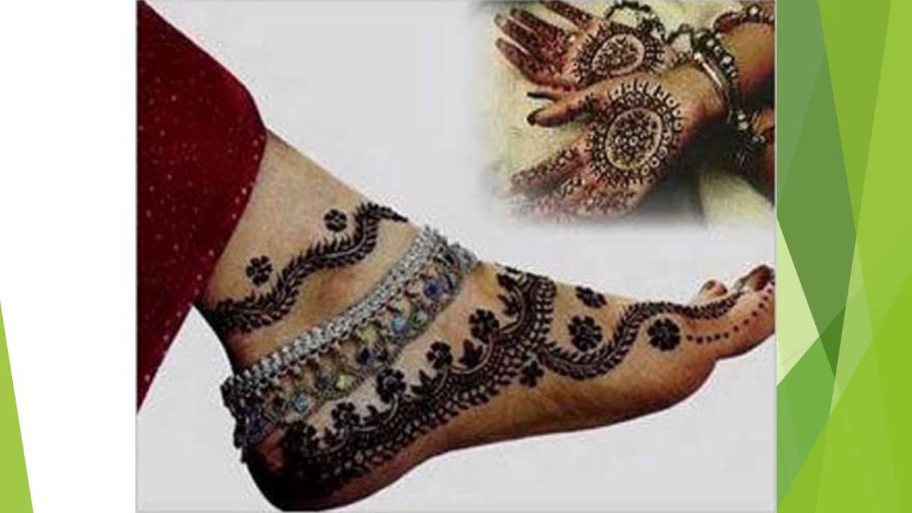 Mehndi Designs App Download : Awesome mehandi designs for feet youtube