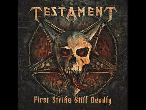 Download  TESTAMENT - First Strike Still Deadly Reissue 2018 Gratis, download lagu terbaru