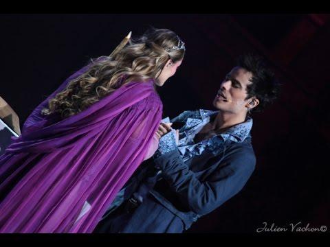 Roméo et Juliette Comparision - Aimer harmony
