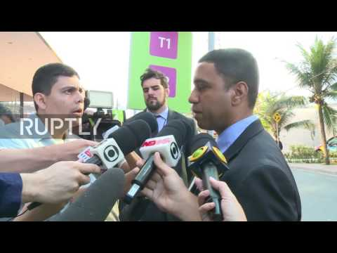 Brazil: Irish Olympic Committee President arrested over alleged ticket fraud