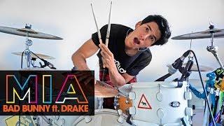 mia-bad-bunny-ft-drake-alejandro-bater-a-drum-cover