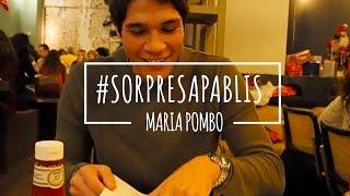 SORPRESA PABLO | VIAJE NUEVA YORK