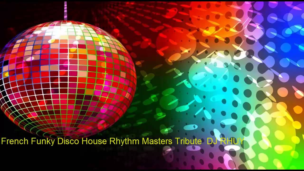 French Funky Disco House Rhythm Masters Tribute - YouTube
