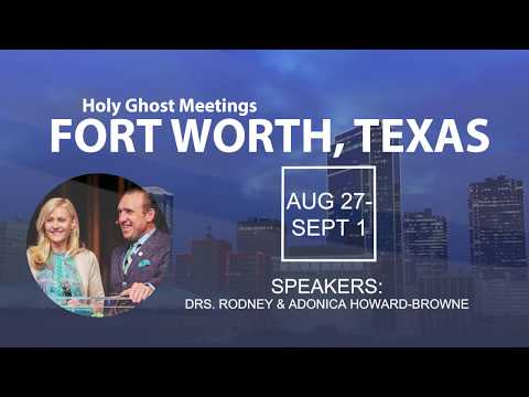 Dr. Rodney Howard-Browne in Fort Worth, TX