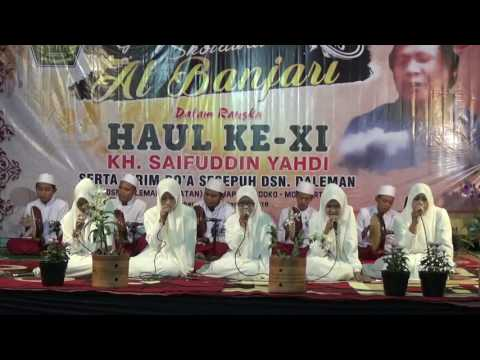 Muhasabatul qolbi - Haul Kh Gus Fuddin Mojokerto 2016