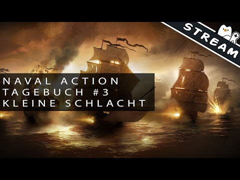 Naval Action #003 - PVP Schlachten auf hoher See [Let's Play|Deutsch|German]