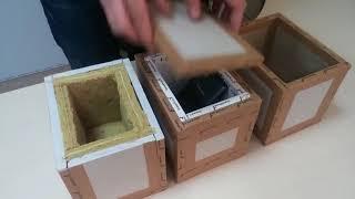 Эксперимент с Соноплат и тэксаунд 2FT80. Звукоизоляция в Калининграде