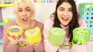 WHO CAN RECREATE THE BEST SLIME CHALLENGE! Slimeatory #594