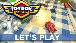 Toybox Turbos - Eurogamer Lets Play