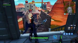 Fortnite 1v1 Giveaway win is Pie