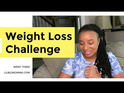 Six Week Weight-Loss Challenge | Week 3:6 | Rockbox | LilBigMomma