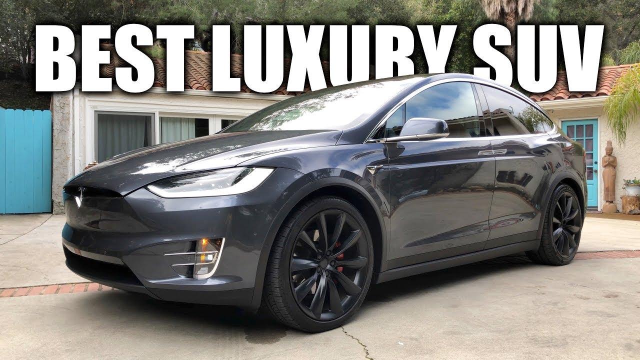 5 Reasons The Tesla Model X Is Best Luxury Suv