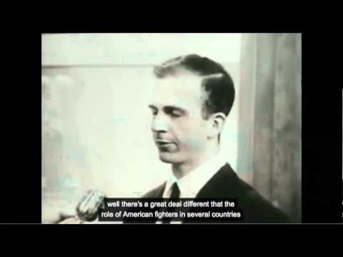 Entrevista a Oswald años antes del asesinato / Interview with Oswald years before the murder