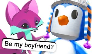 ONLINE DATING IN ANIMAL JAM?!